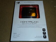 3 PORT HDMI SWITCH BRAND NEW! Joytech Trilink Switcher Remote 1080p PS3 Xbox 360