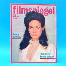 DDR Filmspiegel 24/1986 Marlene Dietrich Mary Crosby Arletty Wolfgang Winkler E