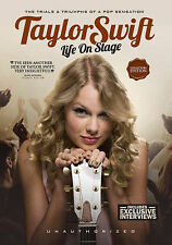 Taylor Swift: Life on Stage (DVD, 2015)