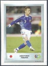 PANINI FIFA WORLD CUP-GERMANY 2006- MINI SERIES- #107-JAPAN-HIDETOSHI NAKATA