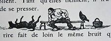 PAUL COLIN Vient de paraitre Les Philippe de Jules Renard, decore de bois de Col