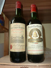 Chateau Grand Corbin Despagne 1964 Grand Cru