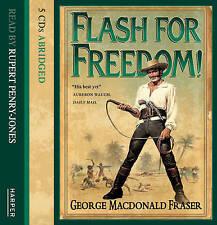 Flash pour la liberté! - cd 5 disque livre audio-new & sealed