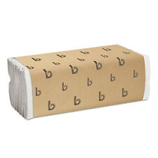 Boardwalk C-Fold Paper Towels Bleached White 200 Sheets/Pack 12 Packs/Carto