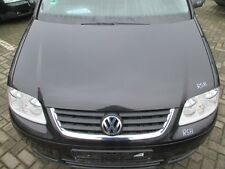 Motorhaube VW Touran black magic LC9Z Haube schwarz
