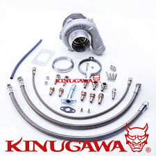 "Kinugawa GTX Ball Bearing Turbocharger 3"" GTX2860R Nissan Skyline RB20 RB25DET"