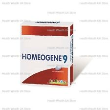 Homeogene 9 - Homeopathic product for sore throat and laryngitis