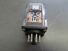 RS DPDT 8-Pin Octal Relay 24 VAC 10A