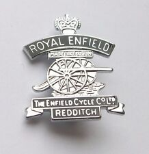 ROYAL ENFIELD ENAMEL LAPEL PIN BADGE