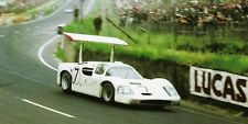 Custom-fx chaparral 2F le mans 1967 #7 1/24 resin model kit/slot car sim tamiya