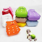 Cute Reusable Baby Infant Nappy Cloth Diaper Cover Washable Free Size Adjustable