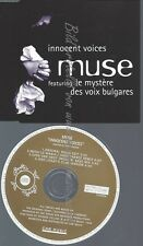 CD--MUSE--INNOCENT VOICES
