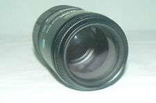 Objectif VIVITAR 70 210 mm 1:4,5 AUTO FOCUS ZOOM 55 mm JAPAN 3700825