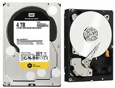 Western Digital RE 4TB ENTERPRISE 7200RPM SATA WD4000FYYZ WD 4 TB NEW
