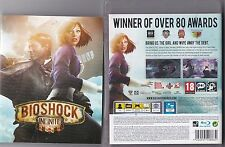 BIOSHOCK INFINITE PLAYSTATION 3 PS3 RATED 18