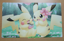 N608 Free Mat Bag Custom Playmat POKEMON Pikachu Large Game Mouse Pad