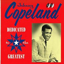 "JOHNNY COPELAND dedicated to the greatest UK KENT LP-067_1987      1960""S SOUL"