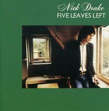 Five Leaves Left - Nick Drake (2003, CD NEUF)