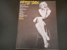 Candy Darling, Tony Randall - After Dark Magazine 1972