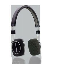 Bowers and Wilkins B&W P3 Mobile Hi-Fi Headphones BLACK new