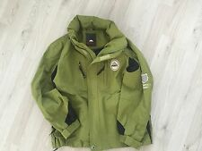 Mc Kinley Regenjacke Grün Gr 140 Aquamax 2,3 Coating Outdoor Wind Wetter