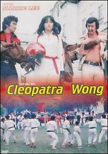 THEY CALL HER CLEOPATRA WONG Marrie Lee PAL R2 DVD Filipino Action Bobby Suarez