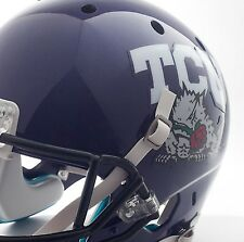 TCU FROGS ROSE BOWL NCAA Authentic FULL SIZE Football Helmet DECALS / STICKERS