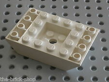 LEGO white Slope brick ref 30183 / Set 1351 8654 & star wars 7159 10019