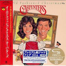 CARPENTERS-AN OLD FASHIONED CHRISTMAS-JAPAN MINI LP SHM-CD Ltd/Ed G00