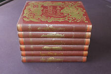 (B) Oeuvres de Rabelais Gustave Doré / 6 tomes / Michel de l'Ormeraie 1971