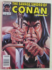 Marvel Comics Magazine -The Savage Sword of Conan #139 - 1987 -Combined Shipping