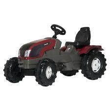 Rolly Toys Valtra T163 rollyFarmtrac Traktor ohne Frontlader Trettraktor rot