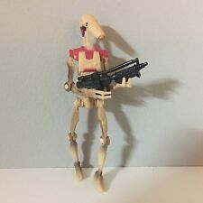 BATTLE DROID Security STAR WARS Episode 1 POTJ Power of Jedi by Hasbro
