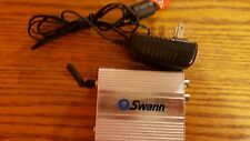 SWANN 4 Ch Wireless Audio & Video Receiver for MICROCAM II Cameras FREE USA Ship