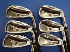 MARUMAN CONDUCTOR AD460 6pc R-flex IRONS SET Golf Clubs Excellent