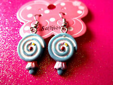 Lollipop Dangle Earrings