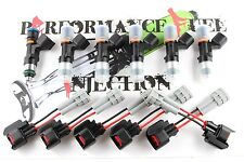650cc Bosch EV14 Fuel injectors DIRECT FIT Nissan Skyline GT-T R34 NEO RB25DET