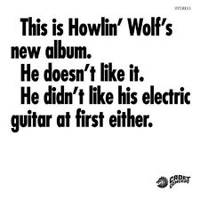 Howlin' Wolf - The Howlin' Wolf Album LP - White Vinyl - Sealed - NEW COPY