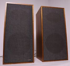 SABA Hi-Fi Lautsprecherbox II A box speaker tube 3DS 5010 一薩巴 德國揚聲器