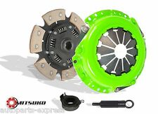 CLUTCH KIT STAGE 3 MITSUKO FOR SCION XA XB TOYOTA ECHO YARIS 1.5L 4cyl VIN 1NZFE