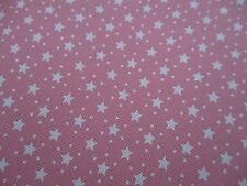 SPOTS  STARS  FAUX LEATHER SIZE A4  BOWS/CRAFTS CHOICE OF COLOUR