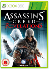 XBOX 360-ASSASSINI Creed Revelations ** Nuovo e Sigillato ** UFFICIALE STOCK Regno Unito