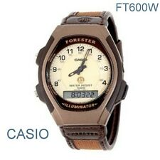 CASIO FORESTER FT600W ANALOGUE/DIGITAL RETRO WATCH