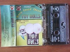 TOY DOLLS  ---- BARE FACED CHEEK rare Polish press