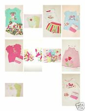 NWT Girls Gymboree LOT 18-24M Shirt Dress Leggings Pants Shorts Clothes NEW Pink