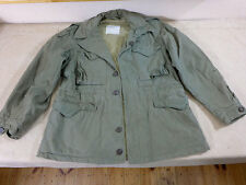 Original WW2 US ARMY M-1943 Field Jacket Feldjacke SMALL M43 Jacke