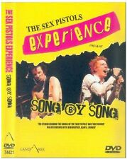 Sex Pistols Experience - Song By Song (DVD, 2008) Brand new and sealed