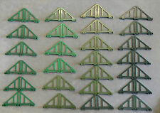 Job Lot Scalextric PT100 Track Supports x26 For High Hump Bridge or Banking Set