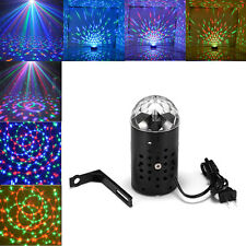 Disco KTV Party DJ Club Bar RGB Crystal LED Ball Projector Stage Effect Light