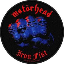MOTÖRHEAD AUFNÄHER / PATCH # 31 IRON FIST